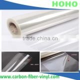Clear 4 MIL / 100 microns Thickness Protection Window Film / Guard Window Glass Film / Security and Safety Film