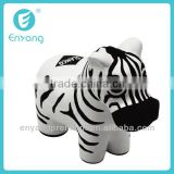 Hot Sale Cute Promotional Soft Walking Cartoon Horse Toy for Girls and Babies