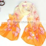 Hot Sale Fashionable tassel scarf rex rabbit fur scarf female shawls From Real Scarf Factory