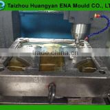 high quality motorcycle parts plastic injection mould.