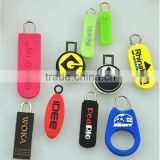 factory direct silicone rubber zipper pull personalized zipper pulls personalized zipper pulls kids