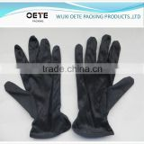 Custom Logo Printed Microfiber Gloves For Handing And Cleaning Jewelry,Watches