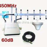 GSM Mobile Phone Repeater China Home Cdma Cell Phone Signal Booster 850MHz