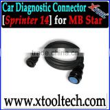 [Xtool] Mercedes Benz Sprinter 14 for MB Star Diag Cable