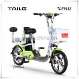 48V brushless motor smart luxury electric scooter dongguna Tailg low price electric bike