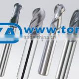 Solid Carbide Ball Nose End Mills cnc ball nose milling cutters for wood plastic acrylic pvc