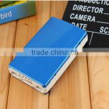2014 good promotional gifts 10000mah battery bank/hard disk portable power bank for smart phones