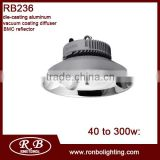 BMC reflector 150w 200w led gas station light shell for wholesales