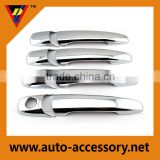Best car accessories china auto parts car door handle cover chromed for mazda 3
