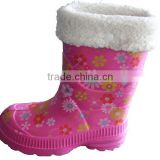 durable girl boys men women EVA winter boot