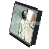 42inch indoor network wifi multimedia lcd advertising video display lcd open frame display