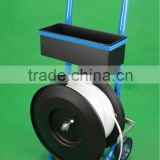 Guaranteed 100% New strapping ribbon winding cart for PET & PP Strapping 406mm Wholesale and Retail