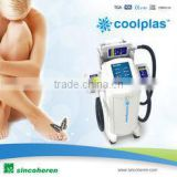 USA popular cooling massager ice freezing coolplas body slimming body machine for weigh loss best cellulite removal equipment