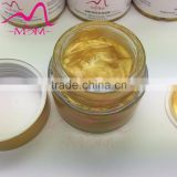 Popular face lift mask crystal bio-friendly Anti-aging face mask whitening moisturizing skin tightening gold facial mask