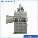 Manufacturer double cylinder baling press for sale