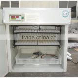 HHD Industrial incubator 528 eggs automatic incubator broiler hatching chicken egg incubator