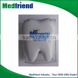 Tooth shaped Memo Dispenser for Pharmaceutical Promotion