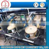 ring twister machine for PP/PE/Sisal/Tire cord