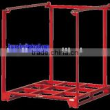 Powder coated stacking frame/steel rack