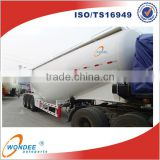 High Quality Bulk Cement tanker ,3 Axle Bulk Cement Tanker Semi Trailer with Competitive Price