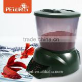Pet Accesories Fish Feeder Automatic Fiberglass Fish Pond