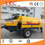 LHBT25-10S screed concrete pump with electric power for sale