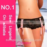 Sunspice 14 years experience lady panties top quality guarantee ladies underwear women panty pictures of women black panties