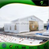 High-quality Outdoor Giant Inflatable Tent / Professssional design White Wedding Tents, Inflatable Cube Tent