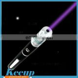 Promotional gifts purple laser pointer/presentation equipment