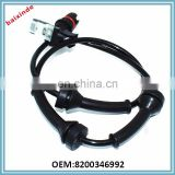 Hot sale Product Low Price Wholesale Wheel ABS Speed Sensors For RENAULTs OEM 8200346992