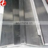 AISI 316L stainless steel flat bar