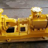 IH Single stage back pull out end suction centrifugal pump