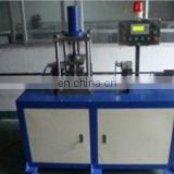 NC Hydraulic Stainless Steel pipe punching machine