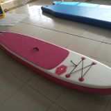 Facoty offer popular leisure SUP board sinflatable surfboard with best price and high quality