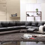 2016 modern luxury large size shaped Corner Genuine leather Sofa home modern furniture                                                                         Quality Choice