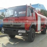2015 hot sale Dongfeng water truck for sale ,10000 liter used fire trucks for sale