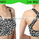 (OEM/ODM Factory)Gym Fitness Running Clothes For Women Jogging Yoga Tops Women Sports Bra
