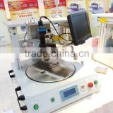 Pulse Heat soldering machine bonding zebra paper
