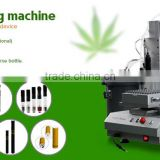 China wholesale high efficiency unique Electronic Cigarette Filling Machine/ vape cartridge filling machine