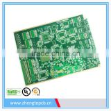Polyester four layers Immersion Gold electronic circuit board for car led light