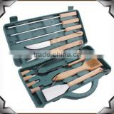 Barbeque tools set /BBQ grilling tools /BBQ kit with plastic box