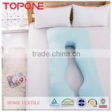 New Design 100% Cotton Multifunction U Shaped Body Pregnancy Pillow