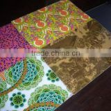 Linyi 2.4mm polyester plywood for decoration fancy plywood