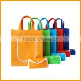 Custom Made Recycle Tote Shopping Foldable Non Woven Bag                                                                         Quality Choice