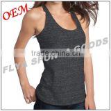 Customized eco-friendly athletic women gym singlet, women bodybuilding vest wholesale                                                                         Quality Choice