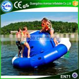 Customize inflatable water park rotate for water game
