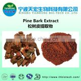 2tons of high quality pine bark extract powder OPC 95%