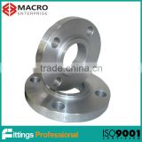 SCH40 Galvanized Pipe Fitting Flange
