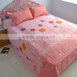 china supplier high quality polyester 80 cotton 20 bed sheet fabric in roll for home textile
