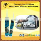 Decorate Special Glass Waterproof Silicone Sealant Glue